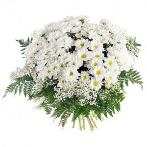 Bouquet de Margaridas Branco