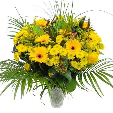 Jarra de Flores Mix significado