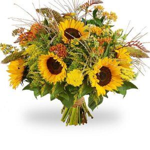 Bouquet de Girassóis Selvagem