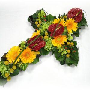 Cruz de Flores Saudade